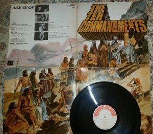 2. Salamander - Ten Commandments, Youngblood, 1971.