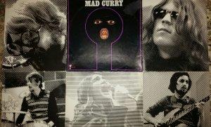3. Mad Curry - S/t, Pirate, 1970. Джаз-проговые безгитарные бельгийцы, звучат как сочетание Colosseum с Rare Bird. Ну очень интересная пластинка.