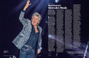 Rolling Stone France October 2018.