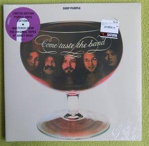 Picture Discs и цветной винил