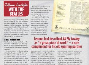 Великая композиция! - Джон Леннон об All My Loving