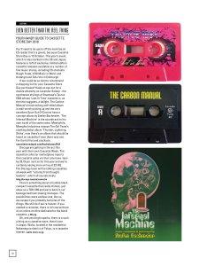 Cassette Store Day в этом году 13 октября. Electronic Sound No 46 2018.