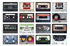 Кассеты и кассетные магнитофоны снова в моде?