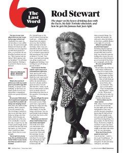 Rolling Stone USA November 2018.