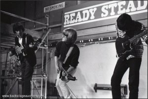 27th August 1965 : UK TV (ARTV) 'Ready Steady Go - Live!', Studio One, Wembley.