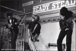 27th August 1965 : UK TV (ARTV) 'Ready Steady Go - Live!', Studio One, Wembley.