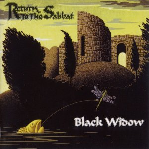 Black Widow (legendary prog band) IV1973