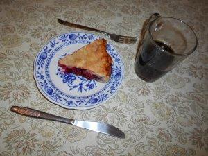 Вишнёвый пирог из Твин Пикс