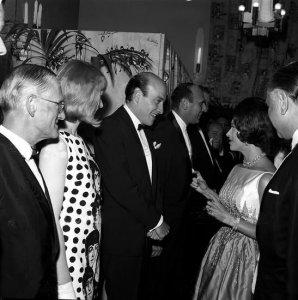 1964.07.06 – London. Pavilion
