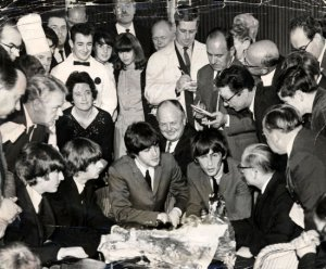 1964.07.10 -  Liverpool. Speke Airport New