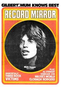Record Mirror 13 May 1972