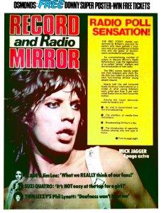 Record Mirror 29 September 1973