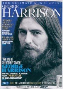 UNCUT ULTIMATE MUSIC GUIDE George Harrison  Ноябрь 2018