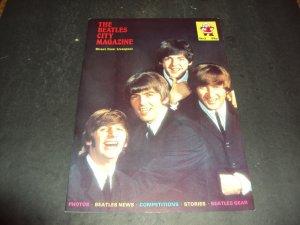 The Beatles City Mag  No.3 1984