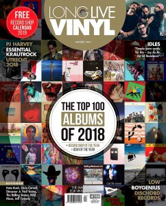 Long Live Vinyl January 2019.  132 стр., 26 Мб, True PDF