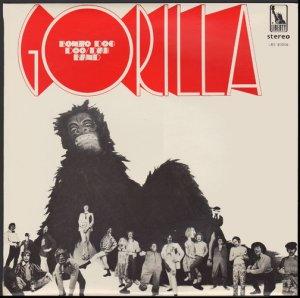 Gorilla – The Bonzo Dog Doo-Dah Band (1967)