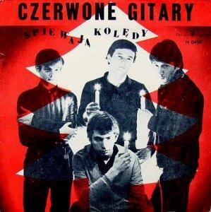 Czerwone Gitary Śpiewają Kolędy. Nagrana w 1967 r.