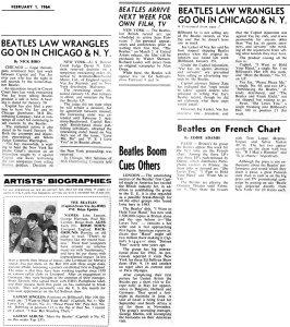 Billboard 1 February 1964