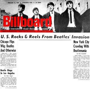 Billboard 15 February 1964