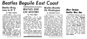 Billboard 22 February 1964