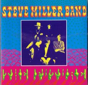 Children Of The Future – Steve Miller Band (1968)