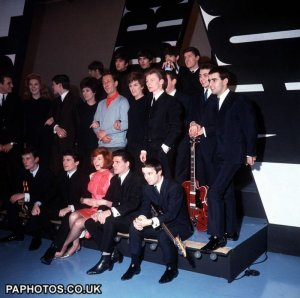 15 декабря 1963: Tелепрограмма: Thank Your Lucky Stars.
