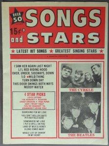 Songs and Stars  октябрь 1966