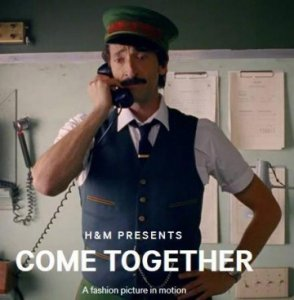 Come Together: A Fashion Picture in Motion (2016). Wes Anderson