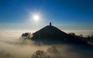 Glastonbury Tor, Somerset by Nick Bull