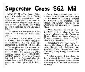 Billboard 26 August 1972