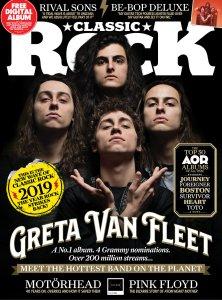 Classic Rock UK February 2019. 124 стр., 168 Мб, True PDF