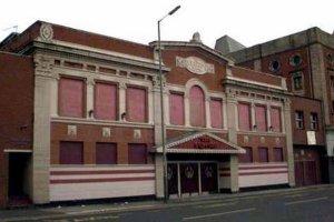 10 января 1963: Концерт Битлз: Grafton Rooms(фото), Ливерпуль