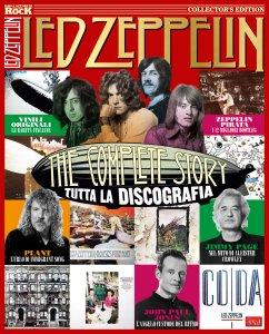 Classic Rock Italy Special Monografie No 4 Led Zeppelin 2017
