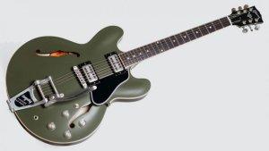 Gibson выпускают гитару в честь Криса Корнелла