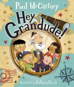 Обложка и картинки к «дедуду». Возможно, у кого тут есть внуки, захочет им купить. Правда не уверена, что будет переведена на русский.
