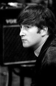 © Norman Parkinson John Lennon, Abbey Road, 1963
