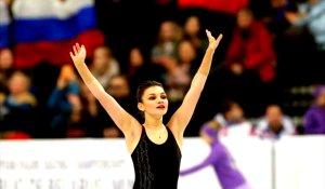 * Софья Самодурова - чемпионка Европы по фигурному катанию.