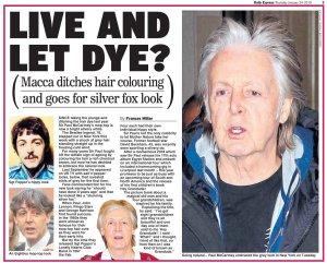 Daily Express в четверг.
