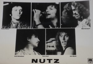 A list of bands and artists associated with the original Glam Rock scene of the 1970s.