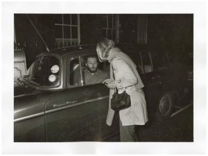 Нашелся вот такой снимок ещё небритого Пола.  Начало февраля 1969 (?)