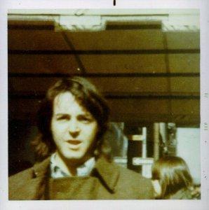 Март 1969, Нью-Йорк