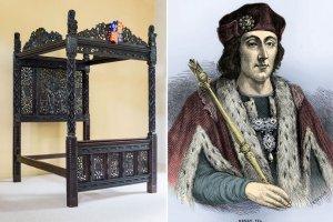 Как кровать Генриха VII чуть было не оказалась на свалке...