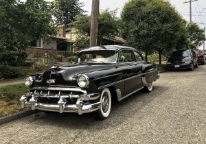 '54 #Chevrolet 210