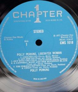 Polly Perkins