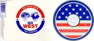 Pet Shop Boys – Go West (maxi-single)