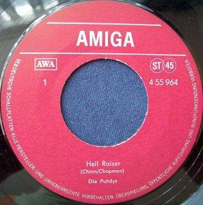 DIE PUHDYS - Hell Raiser (Sweet Cover)