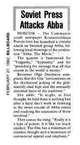 Billboard 27 February 1982