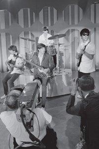 16 февраля 1964 Репетиция Эд Салливан Шоу