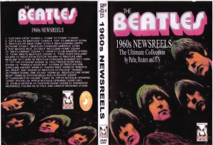 The Beatles - British Lions 1960s Newsreels - DVD5