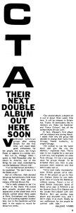 Record Mirror 7 February 1970
